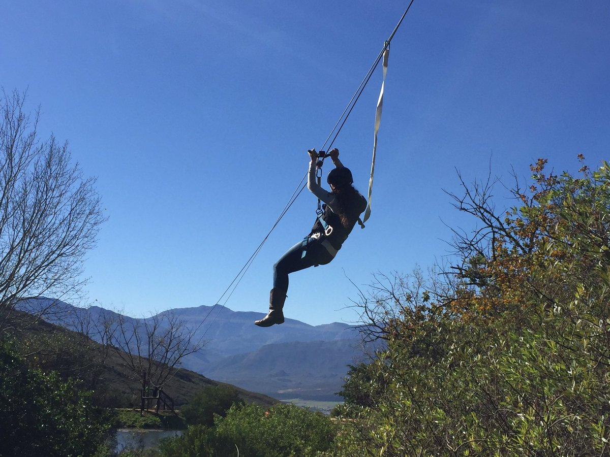 Zipline Piekenierskloof Di Brown
