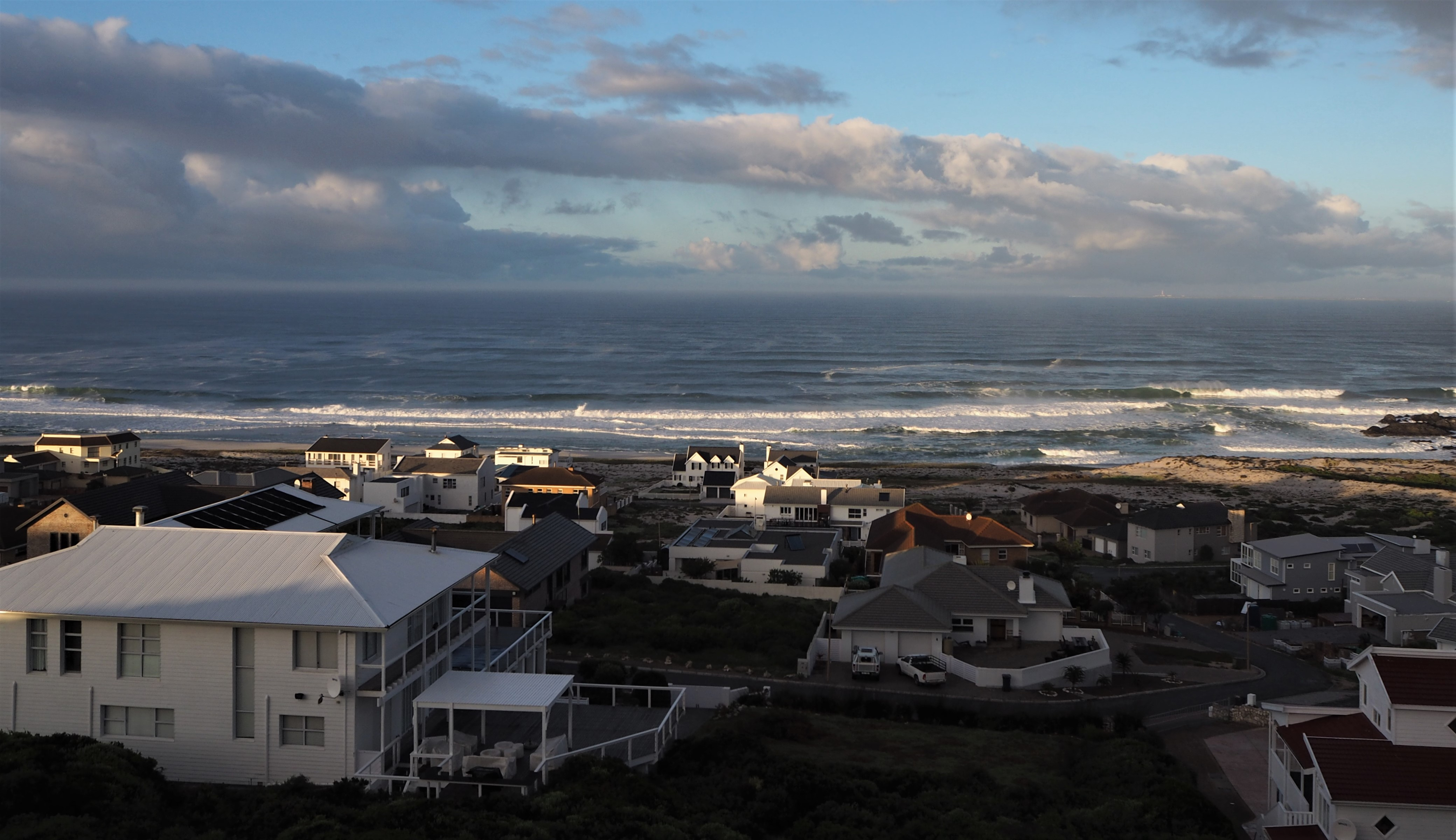 Yzerfontein views